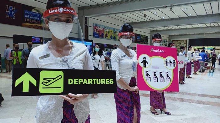 Naik Pesawat Lion Air ke NTB Hingga 6 September 2021, Ada Syarat Terbaru