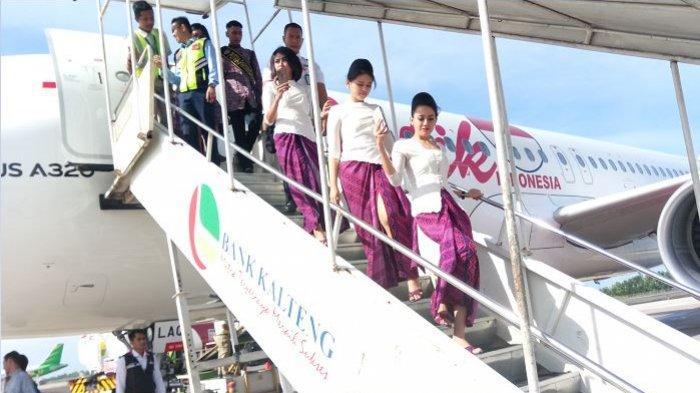 Bandara Tjilik Riwut Bakal Buka Tiga Rute Penerbangan Baru dari Palangkaraya, Ini Tujuannya