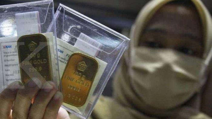 Harga Emas Antam Hari Ini, Stabil di Rp 923.000 Per 1 Gram 7 Maret 2021