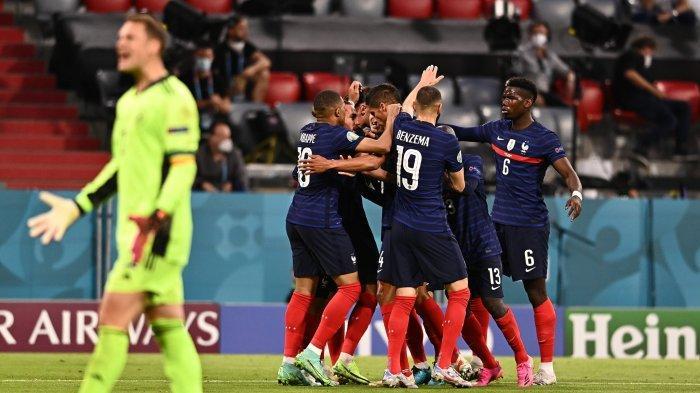 Hasil Sepakbola Olimpiade 2021, Skor Akhir Meksiko vs Prancis 4-1