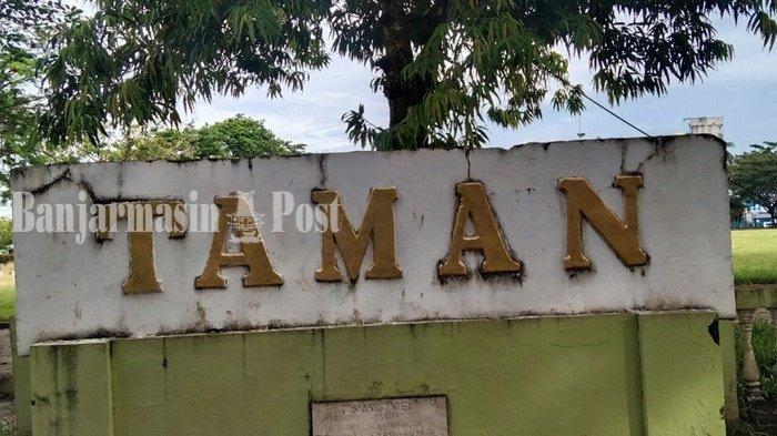 Wisata Kalsel, Taman 17 Mei Sebagai Monumen Perjuangan Masyarakat Kabupaten Tapin