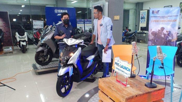 Yamaha Luncurkan Gear 125, Dilengkapi Fitur dan Desain Teknologi Tunjang Gaya Hidup