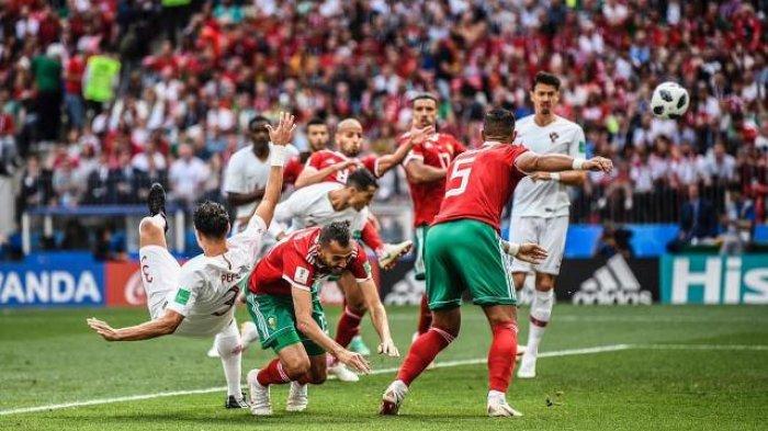 Prediksi Skor & Susunan Pemain Portugal vs Iran Grup B Piala Dunia 2018 Live Trans 7 Malam Ini