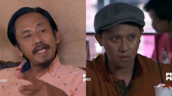 Sinopsis Preman Pensiun 5 Episode Kamis 29 April: Kang Mus Kulik Lagi perasaan Ujang ke Serena