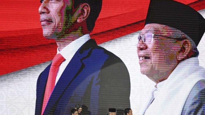 'Ritual' Dukun Jelang Pelantikan Presiden & Wakil Jokowi-Ma'ruf, Ini Kata NU & Muhammadiyah