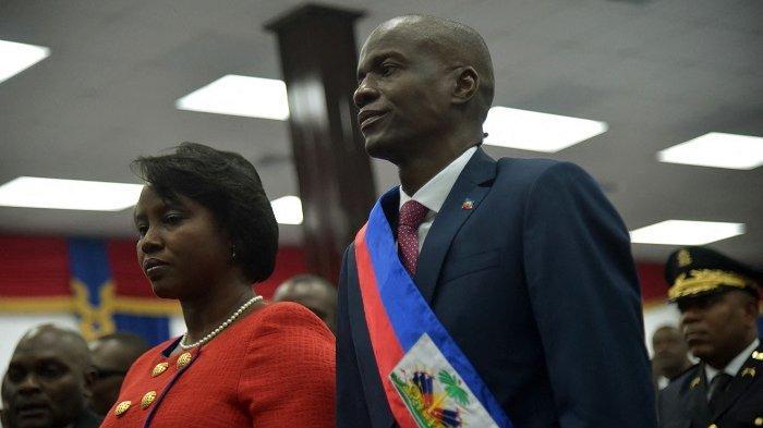 HAITI Memanas, Presiden Jovenel Moise Tewas Dibunuh Sekelompok Orang Tak Dikenal