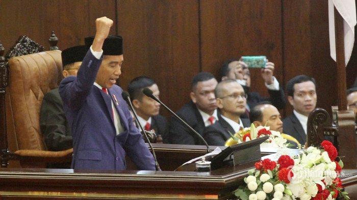 Jokowi Diminta Mundur Jadi Presiden RI Karena Nilai Tukar (kurs) Rupiah Melemah, Ini Alasannya