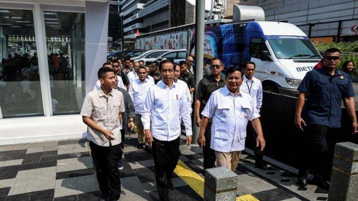 Sikap Prabowo Usai Temui Jokowi: Saya Tak Akan Pernah Tawar Menawar terhadap Nilai yang Saya Pegang