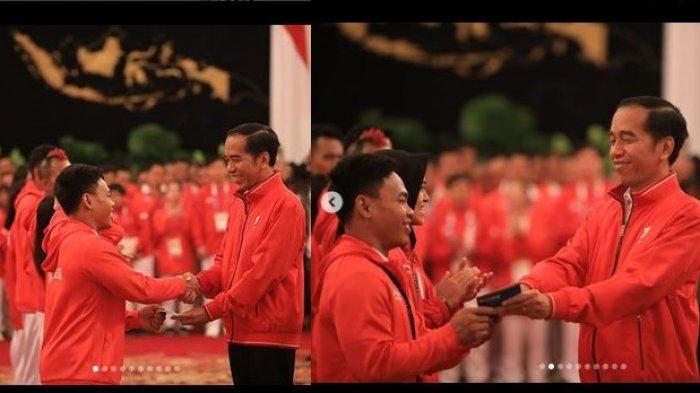 Jokowi Buat Rekor Sejarah Baru Jelang Penutupan (Closing Ceremony) Asian Games 2018, Atlet Tersenyum