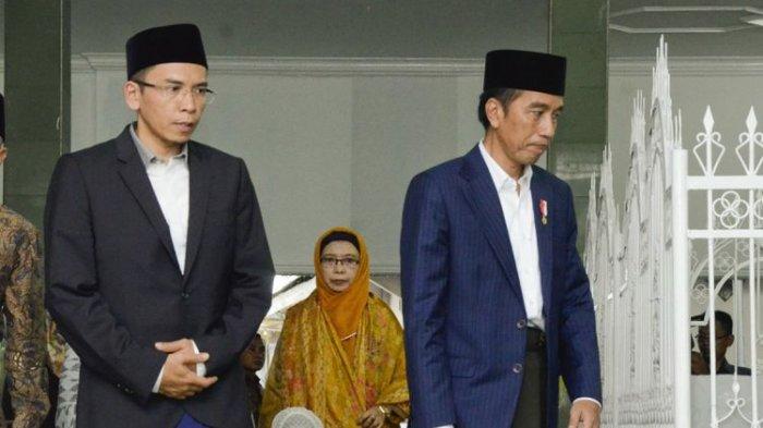 Presiden Jokowi Pilih Nonbar Penutupan Asian Games 2018 Bareng Korban Gempa Lombok