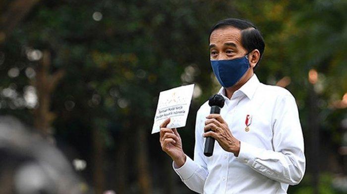 Pencairan Bantuan Pekerja Swasta Menunggu Launching Presiden Jokowi, Satu Kali Transfer Rp 1,2 Juta