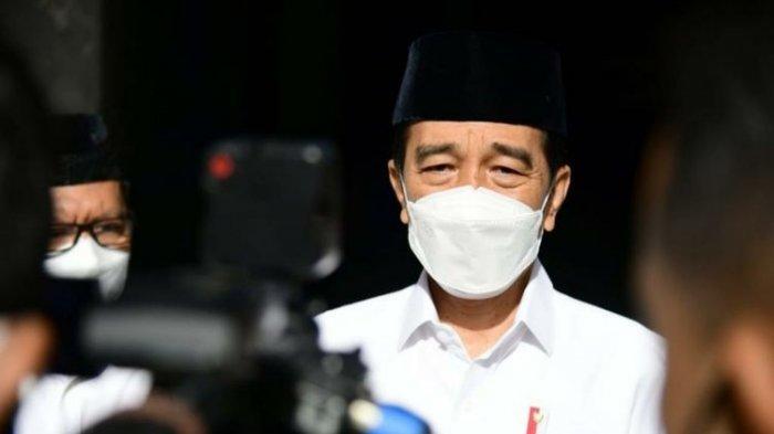 Gara-gara Gaungkan Benci Produk Asing, Jokowi Trending Topik di Twitter & Dapat Sorotan Media Asing