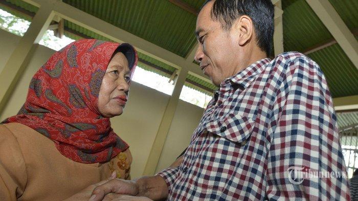 Presiden Jokowi Berduka! Sang Ibu, Sujiatmi Notomihardjo Meninggal Dunia, Susi Pudjiastuti Ucap Ini