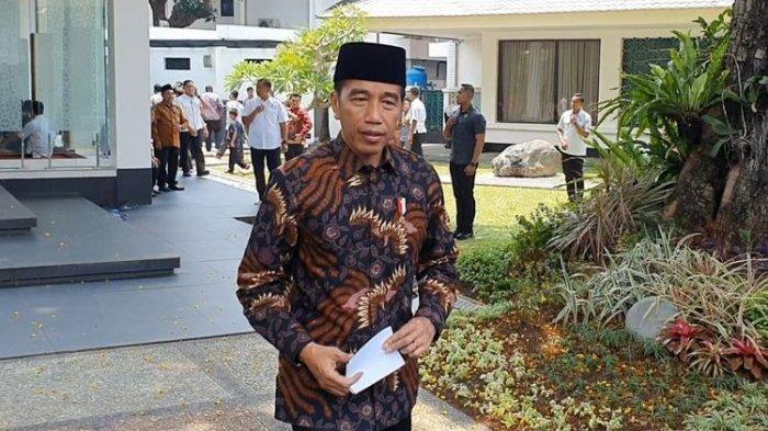 Erick Thohir Pecat Dirut Garuda, Presiden Jokowi : Saya kira pesannya tegas sekali, Jangan Main-main