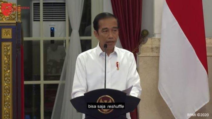 Pernyataan Tegas Presiden Jokowi Soal Calon yang Libatkan Kerumunan Saat Pendaftaran Pilkada 2020