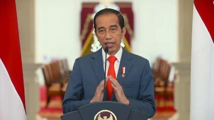 Jokowi Teken PP 36 2021, Ternyata Begini Formulasi Penetapan Upah Minimum Buruh Pekerja