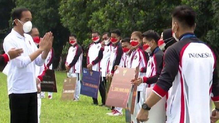 Greysia Polii/Apriyani Rahayu Digelontor Bonus Rp 5,5 Miliar, Presiden Jokowi: Selamat Para Juara