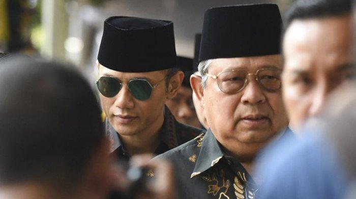 AHY Ungkap Gerakan Ambil Alih Kepemimpinan Demokrat Secara Paksa, Putra SBY Surati Presiden Jokowi