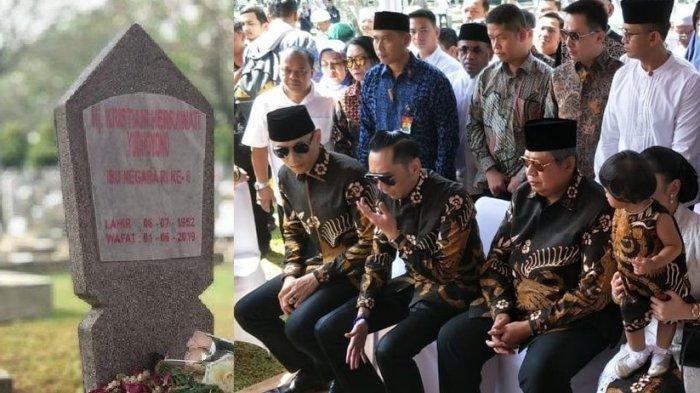 Sepekan Meninggal, Makam Ani Yudhoyono Masih Ramai Dikunjungi Peziarah, Ada yang Baca Yasin & Selfie
