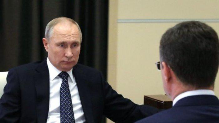 Vladimir Putin Menolak Disuntik Vaksin Covid-19 Milik Negaranya, Ternyata Mau Disuntik Vaksin Lain