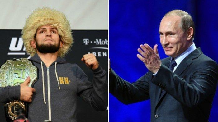 Kisah Khabib Nurmagomedov Juara Dunia UFC, Muslim Taat, Latihan dengan Beruang dan Fans Real Madrid