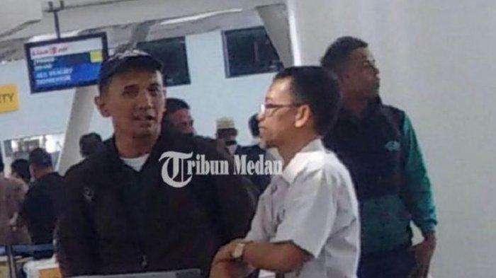 Mantan Gubernur Berstatus Napi Tepergok di Bandara, KPK dan Kemenkum HAM Saling Bantah