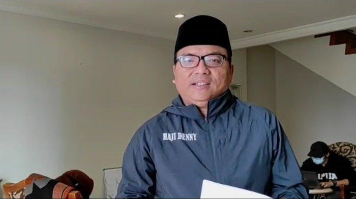 Prof Denny Indrayana, calon gubernur pada Pilkada Kalimantan Selatan.