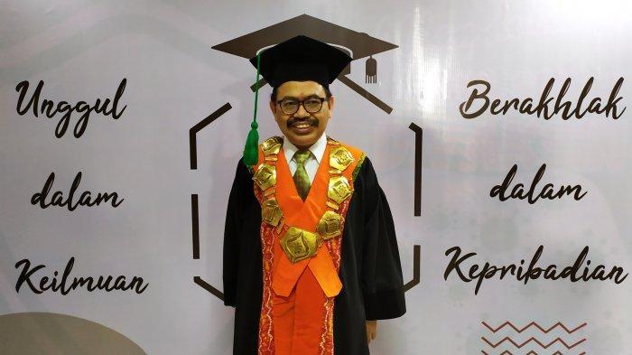 Dilantik Menteri Agama RI, Prof Mujiburrahman Kembali Jabat Rektor UIN Antasari Banjarmasin
