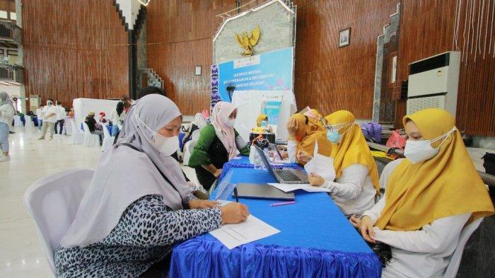 Gerakan Peduli Insan Perbankan: Lima Bank Nasional  Vaksinasi Massal untuk Indonesia Tahap 2
