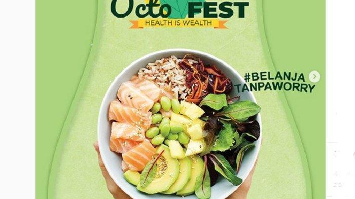 Diskon Hero Supermarket Periode 1-31 Oktober 2021, Ada Promo Okto-Fest Health is Wealth