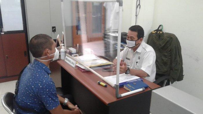 Pulih dari Kecanduan Narkoba, Aulia Membantu BNNK Balangan  Memotivasi Pencandu yang Ingin Sembuh