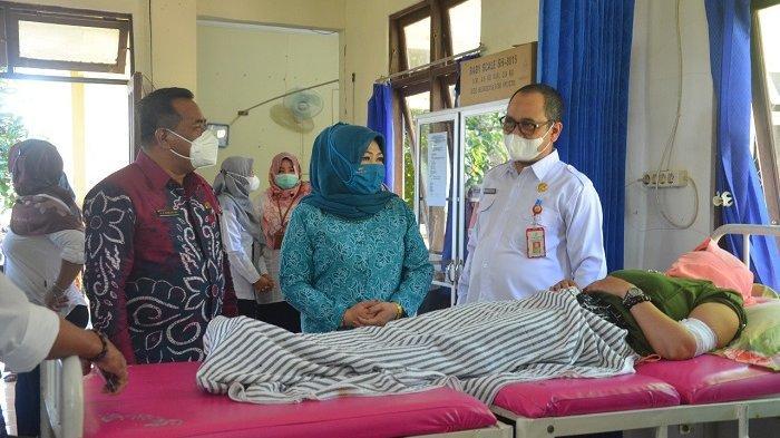 Peringati Hari Kartini, TP PKK Balangan Launching Pelayanan Kontrasepsi Serentak