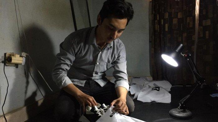 Costumer Jasa Laundry Sepatu Meningkat 15 Persen, Ada Promo Spesial di Akhir Tahun