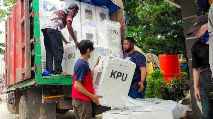 Rekapitulasi Kecamatan Rampung, Ibnu Sina-Ariffin Noor Unggul di Kecamatan Banjarmasin Barat