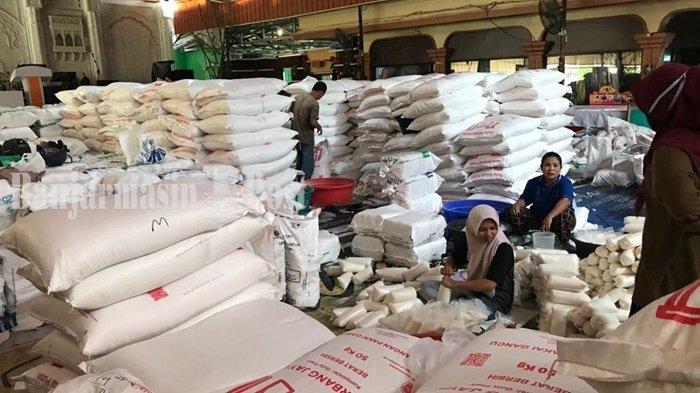 Kebutuhan Gula Pasir Naik Saat Ramadan, Distributor Tambah Stok 1.500 Ton