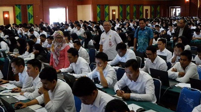 Bocoran Formasi CPNS dan PPPK Beredar, Sarjana Ekonomi Ini Lirik Seleksi CPNS 2021 di HSS