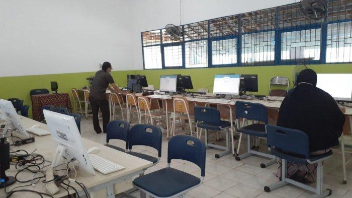 Besok SMP/Sederajat di Banjarmasin Gladi Bersih ANBK 2022, SMPN 13 Lakukan Sinkronisasi