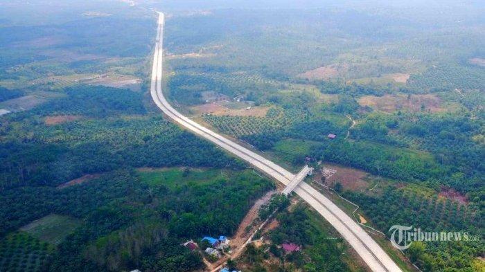 Jalan Tol Pertama di Kalimantan Bakal Diresmikan Jokowi Selasa (17/12), untuk Natal dan Tahun Baru
