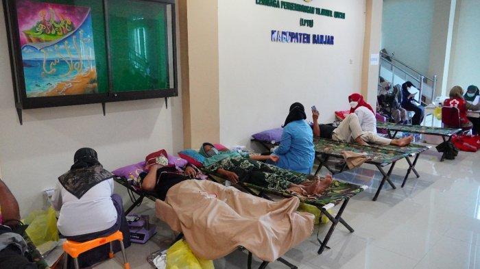 Arutmin Gelar Donor Darah di Banjar dan Banjarbaru