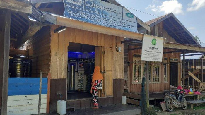 PT Arutmin Indonesia Tambang Senakin melalui program Pengembangan Pemberdayaan Masyarakat (PPM) menggagas Program Madrasah Mandiri.