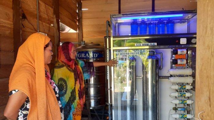 PT Arutmin Indonesia Tambang Senakin Dukung Warga Sekitar Tambang