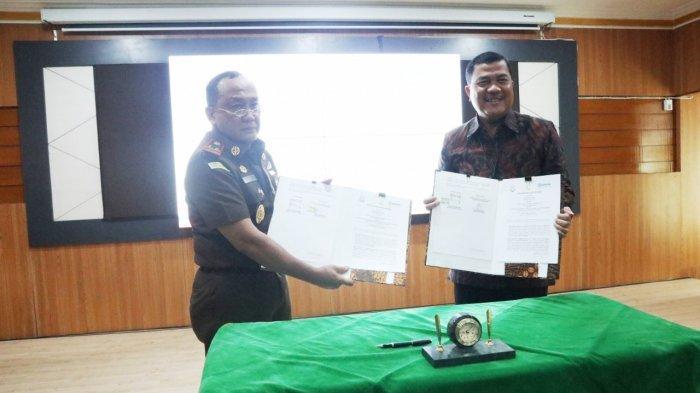 PT Bank Rakyat Indonesia (Persero Tbk) Kanwil Banjarmasin Kerjasama dengan Kejaksaan Tinggi Kalsel