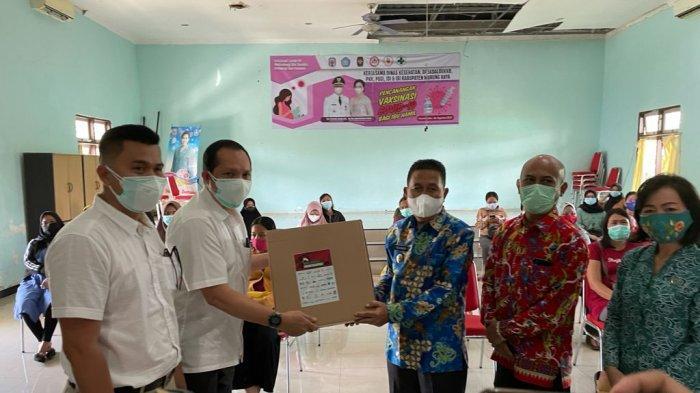 Dukung Masyarakat Isoman, AMC Salurkan 5.000 Paket Masker & Vitamin