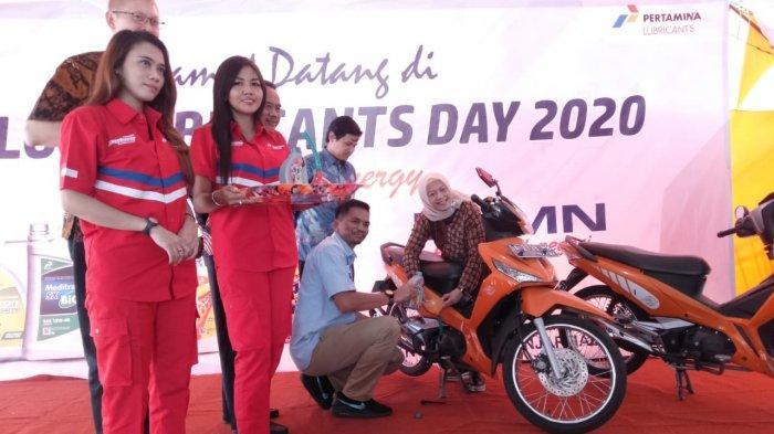 PT Pos Indonesia Ganti Oli Kendaraan Operasional Gunakan Pelumas Produk Pertamina