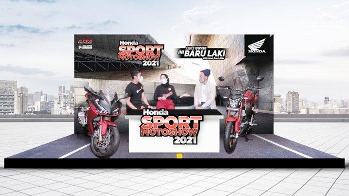 Berikan Potongan Angsuran, Trio Motor Gelar Honda Sport Motoshow