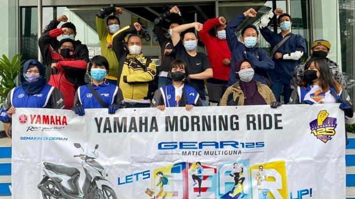 Yamaha Ajak Media, Konsumen dan Komunitas ikut GEAR 125 Challenge