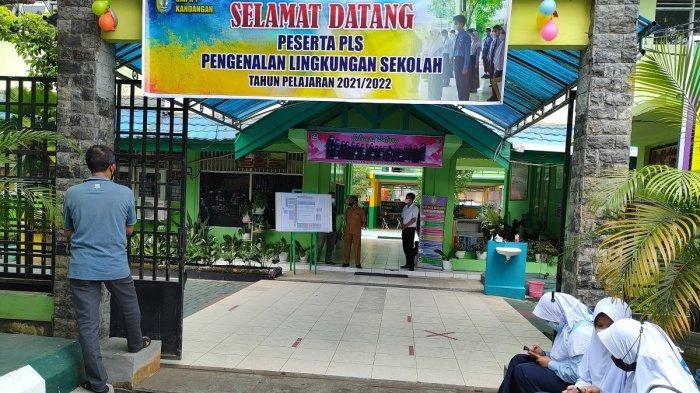 Pembelajaran Tatap Muka di Sekolah Kabupaten HSS Disetop Sepekan