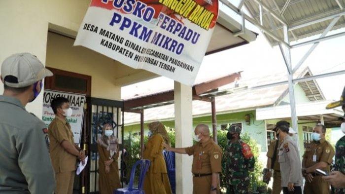 PTM di HST, Posko PPKM Desa Bisa Ajukan ke Dinas Pendidikan