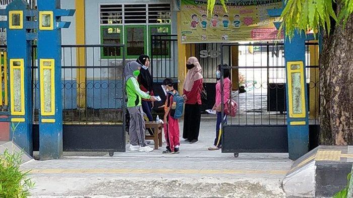 Berada di Zona Hijau, Puluhan Sekolah di Palangkaraya Kalteng Ajukan Belajar Tatap Muka