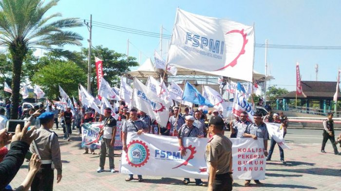 Asal-usul Peringatan Hari Buruh Atau May Day : Bermula dari Tuntutan 8 Jam Kerja